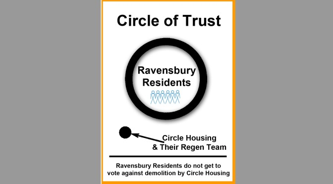 Circle of trust - Housing association - Merton regeneration