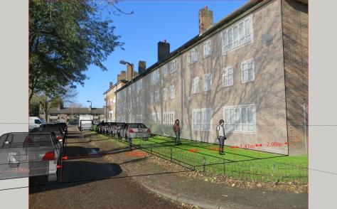 Ravensbury Court plans